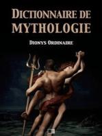 Dictionnaire de mythologie