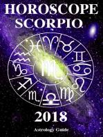Horoscope 2018 - Scorpio