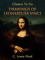 The Drawings of Leonard da Vinci