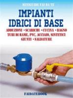 Impianti idrici di base