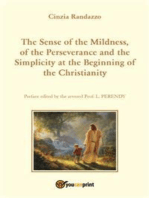 The Sense of the Mildness, of the Perseverance and the Simplicity at the Beginning of the Christianity