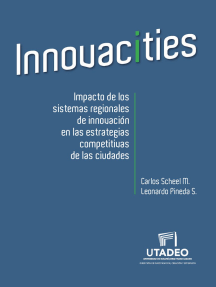 Innovacities: Impact of regional innovation systems on the competitive strategies of cities