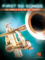 First 50 Songs You Should Play on the Trumpet