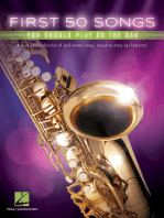 First 50 Songs You Should Play on the Sax