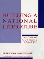 Building a National Literature