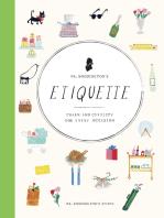 Mr. Boddington's Etiquette: Charm and Civility for Every Occasion