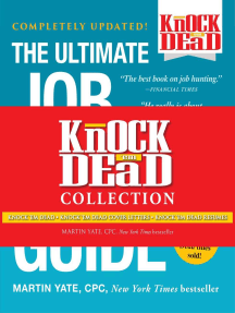 Knock 'em Dead Cover Letters PDF Free Download