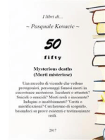 Fifty Mysterious deaths