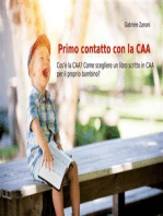 Primo Contatto con la CAA