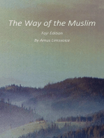 The Way of the Muslim Fajr Edition