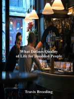 What Defines Quality of Life for Autistic People