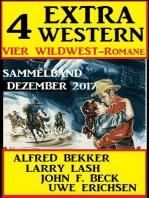 Sammelband 4 Extra Western Dezember 2017