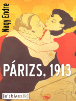 Párizs, 1913