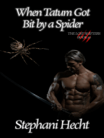 When Tatum Got Bit by a Spider (Lost Shifters Book #20)