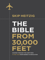 The Bible from 30,000 Feet™