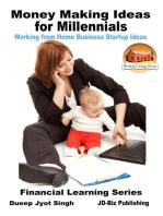 Money Making Ideas for Millennials