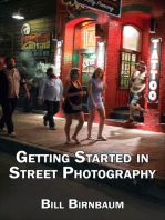 Getting Started in Street Photography