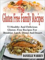 The Gluten Free Family Recipes