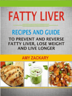 Fatty Liver Recipes and Guide