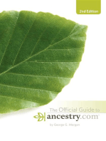 Official Guide to Ancestry.com, 2nd edition