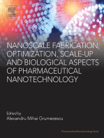 Nanoscale Fabrication, Optimization, Scale-up and Biological Aspects of Pharmaceutical Nanotechnology