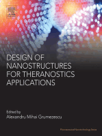 Design of Nanostructures for Theranostics Applications