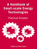 A Handbook of Small-scale Energy Technologies