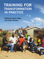 Training for Transformation in Practice