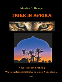 Tiger in Afrika: Abenteuer im Frühling