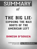 Summary of The Big Lie
