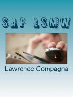SAP LSMW