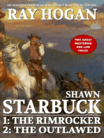Shawn Starbuck Double Western 1