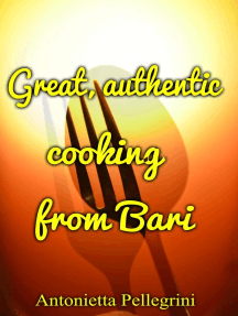 Great, authentic cooking from Bari