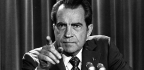 Will Richard Nixon's Three-Pronged Defense Work for Trump?