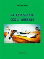 La psicologia degli animali