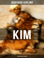 Kim (Illustrated Edition)