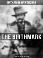 THE BIRTHMARK (A Dark Tale of Love & Obsession)