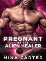 Pregnant by the Alien Healer: Warriors of the Lathar, #3