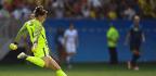 Hope Solo Announces She's Running For U.S. Soccer Presidency