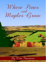 Where Pines And Maples Grow