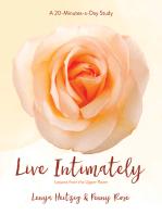 Live Intimately