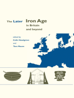 The Later Iron Age in Britain and Beyond