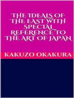 The ideals of the east. With special reference to the art of Japan