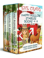 Happy Hollow Stables Series Books 4-6
