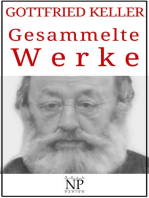 Gottfried Keller – Gesammelte Werke