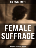 FEMALE SUFFRAGE (A Historical & Conservative Viewpoint)
