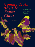 Tommy Trots Visit to Santa Claus (Illustrated)
