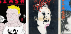 Gary Panter, Matt Groening, and the Dual History of Punk and Comics