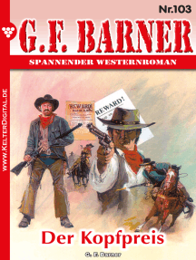G.F. Barner 103 – Western: Der Kopfpreis