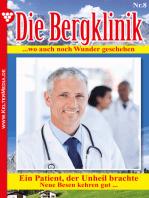 Die Bergklinik 8 – Arztroman
